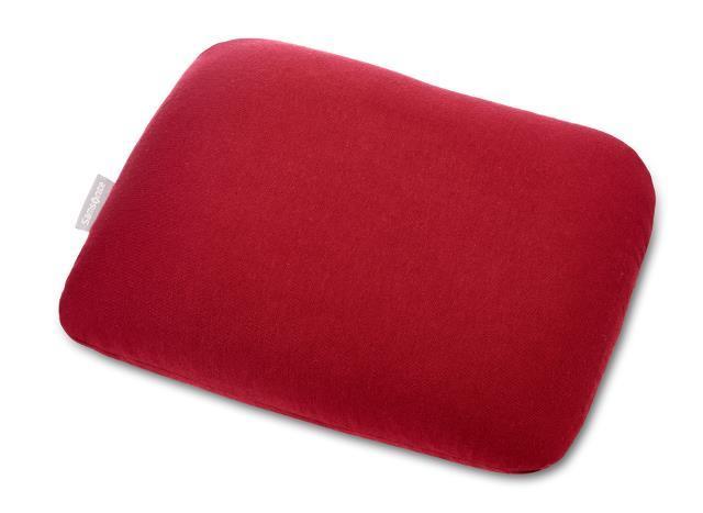 Подушка Samsonite червоного кольору